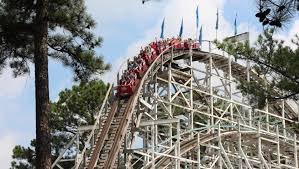 Six Flags Wild Safari Six Flags Over Georgia Schließt 27 Jahre Alte Holzachterbahn