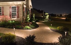 Landscape Up Lights Cast Lighting Lighting Systems Center Of Va Www