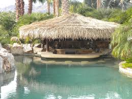 lush thatch for a tropical x scape year round backyard x scapes