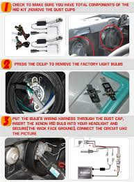 nissan altima 2013 headlight bulb size for nissan altima hid conversion kit h11 h8 h9 xenon headlight 55w