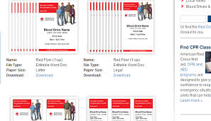 drive brochure templates 3 blood drive flyer templates af templates