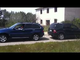 bmw x5 competitors road 4x4 mercedes ml vs bmw x5 competition