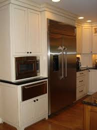 kitchen microwave ideas kitchen microwave cabinet built in kitchen designs with wall ovens