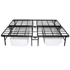 Platform Metal Bed Frame 95 01 For Sleep Master Elite Platform Metal Bed Frame