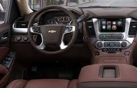 Chevrolet Suburban Interior Dimensions Chevrolet Suburban Interior With Brown Finish