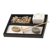 Tabletop Rock Garden Zen Rock Garden