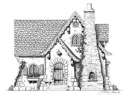 castle clouds stone cottage explore rgallant photog house plans