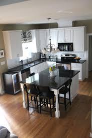 Redo Kitchen Table by Black U0026 White Kitchen Redo Kitchens Galore Pinterest