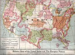 Map Size Comparison United States Old Maps Zoom Maps