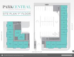 vanderbilt housing floor plans apartments in nashville tn parkcentral luxury residences