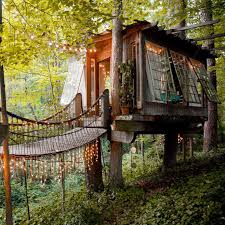 Treehouse Nz Airbnb U0027s Atlanta Tree House Popsugar Australia Smart Living