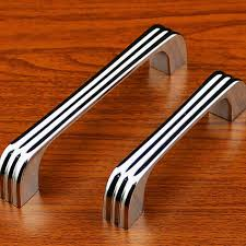 compare prices on chrome modern kitchen cabinet handle online