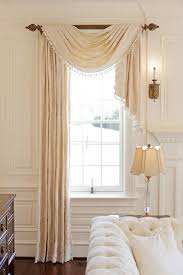 Curtain Valances Designs Bedroom Stylish Free Pattern For Curtain Panels And Valance