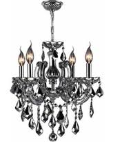 Maria Theresa 6 Light Crystal Chandelier Check Out These Bargains On Brilliance Lighting And Chandeliers