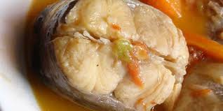 cuisine ivoirienne en pepper soupe de machoiron soupe piquante à l ivoirienne