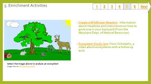 ecosystems maryland ecosystems 1 question ppt download