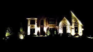 Kichler Landscape Lighting by Kichler Design Pro Led Outdoor Lighting By Brick Logik Llc Youtube