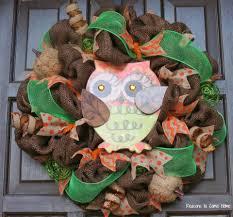 Halloween Geo Mesh Wreath Deco Mesh Wreaths