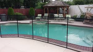 pool safety fence lowes in sturdy diy child safety fence dirt