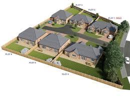 lancaster close new road hixon 3 bed detached bungalow for sale