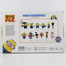 despicable me 2 small gift office earners ornaments doll