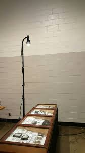 art show display lighting powerful led display lighting uses a 60w cob led for trade show