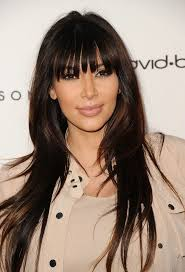 haircuts and bangs 25 celebrity haircuts that ll make you want bangs stat glamour