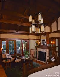 arts and crafts style homes interior design paul duchscherer artistic license