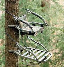 using a tree stand on state lands prince offices p c
