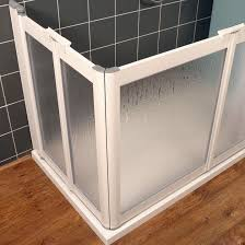 Disabled Half Height Shower Doors Half Height Shower Screens For Contour Akw Impey