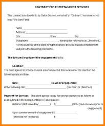 6 band agreement template appeal leter