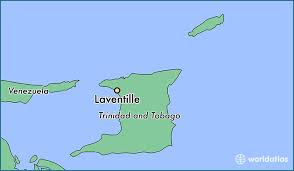 where is and tobago located on the world map where is laventille and tobago laventille san juan