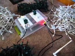 wireless midi controlled christmas lights youtube