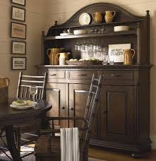 paula deen dining room down home hostess credenza and hutch by paula deen by universal