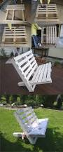 How To Make Pallet Patio Furniture by Things To Make With Old Wooden Pallets Recycled Things