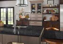 what color countertop for cabinets pairing quartz countertops with oak cabinets 6 design ideas