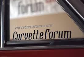 corvette forum topic free corvetteforum stickers corvetteforum chevrolet corvette