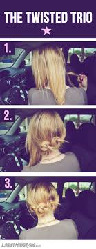 a quick and easy hairstyle i can fo myself 113 best hair images on pinterest hair dos hairdos and everyday