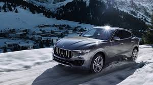 maserati maroon maserati levante priced from 72 000