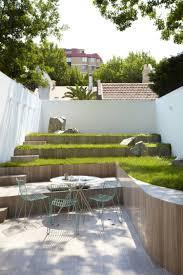 amenagement jardin moderne aménagement jardin sur plusieurs niveaux u2013 18 idées magnifiques