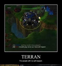 Starcraft Meme - life lessons starcraft 2 is unbalanced i think so moar powah