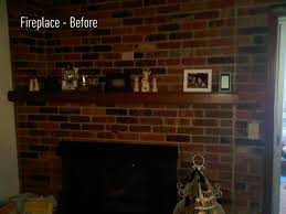 how to whitewash red brick fireplace design ideas loversiq
