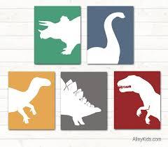 Dinosaur Nursery Decor Dinosaur Nursery Decor Prints Alley Children S