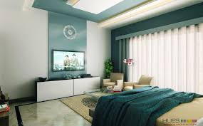 bedroom fascinating image of blue and cream bedroom decoration