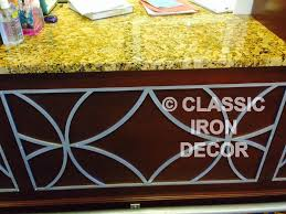 door grilles and panels classic iron decor inc