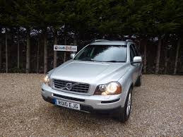 volvo jeep used volvo xc90 cars for sale motors co uk