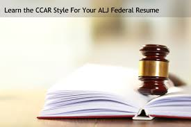 federal resume writing guide learn the ccars style for your alj federal resume the resume place breaking