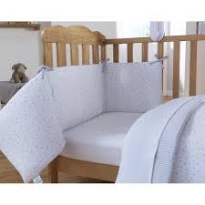 Cot Bumper Sets Buy Clair De Lune 2pc Cot Cot Bed Bedding Set Stars U0026 Stripes