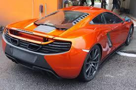 orange mclaren 12c detailien com optimum car care malaysia mclaren mp4 12c the