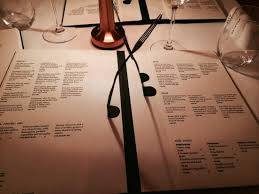 menu picture of sketch gallery london tripadvisor